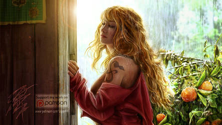 Summer Rain by zippi44