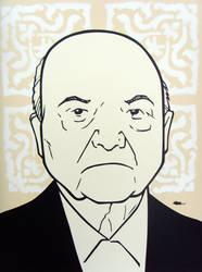 Anthony 'Fat Tony' Salerno by mondojohn