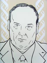 Anthony John Soprano. by mondojohn