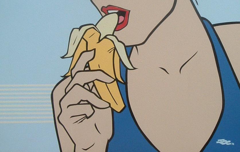 Eat Bananas by mondojohn