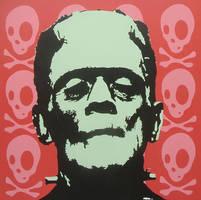 Frankenstein by mondojohn