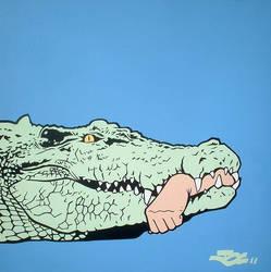 Croc by mondojohn