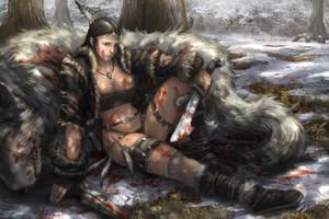 hunter girl