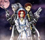 Trinity Blood-Abel,Esther,Tres
