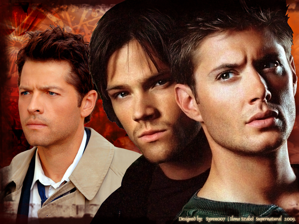 Supernatural Wallpaper By Syren007 On Deviantart