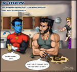 X Men Wolverine and others