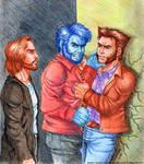X-men-We will be best friend by syren007