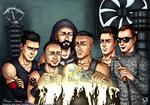Rammstein Band fanart