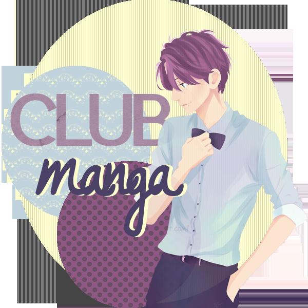 Manga Club by DianeDy