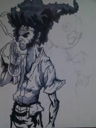 Afro.... by komaji01