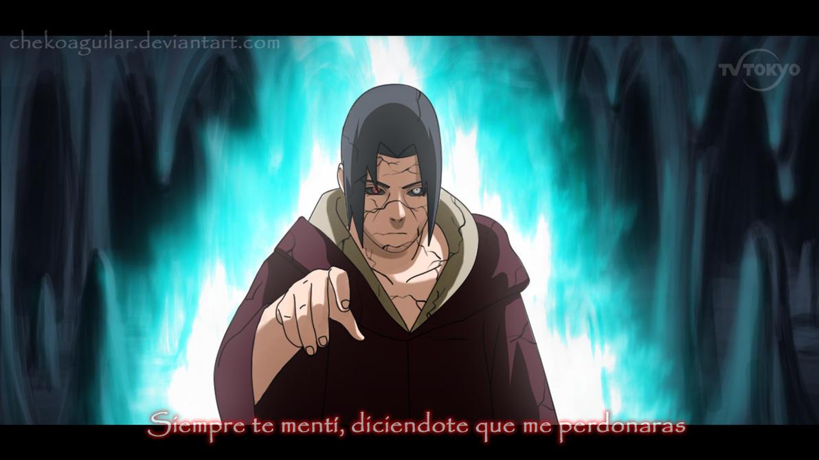 Animation Naruto manga 580 (Preview) by ChekoAguilar