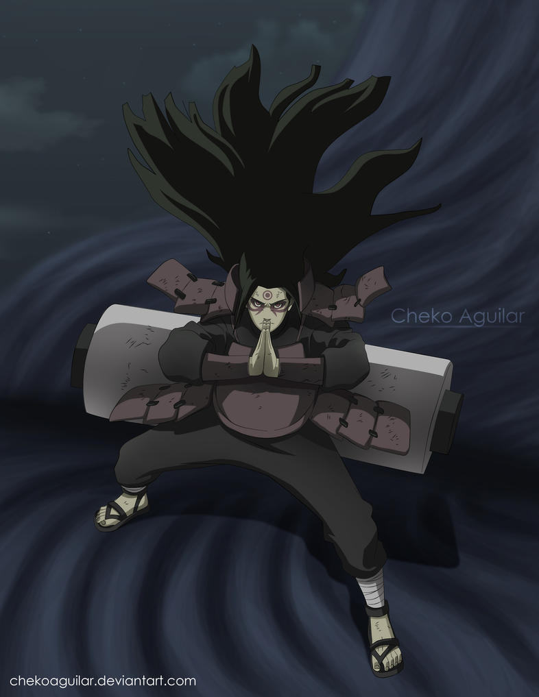 Naruto Manga 621 Hashirama by ChekoAguilar