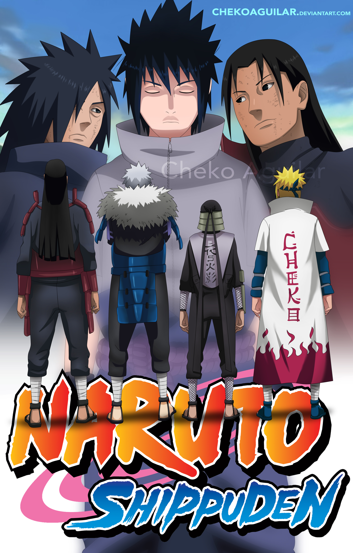 Naruto Manga Cover 65 by ChekoAguilar on DeviantArt
