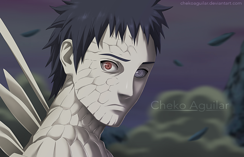 Naruto Manga 638 Obito Jinchuriki by ChekoAguilar