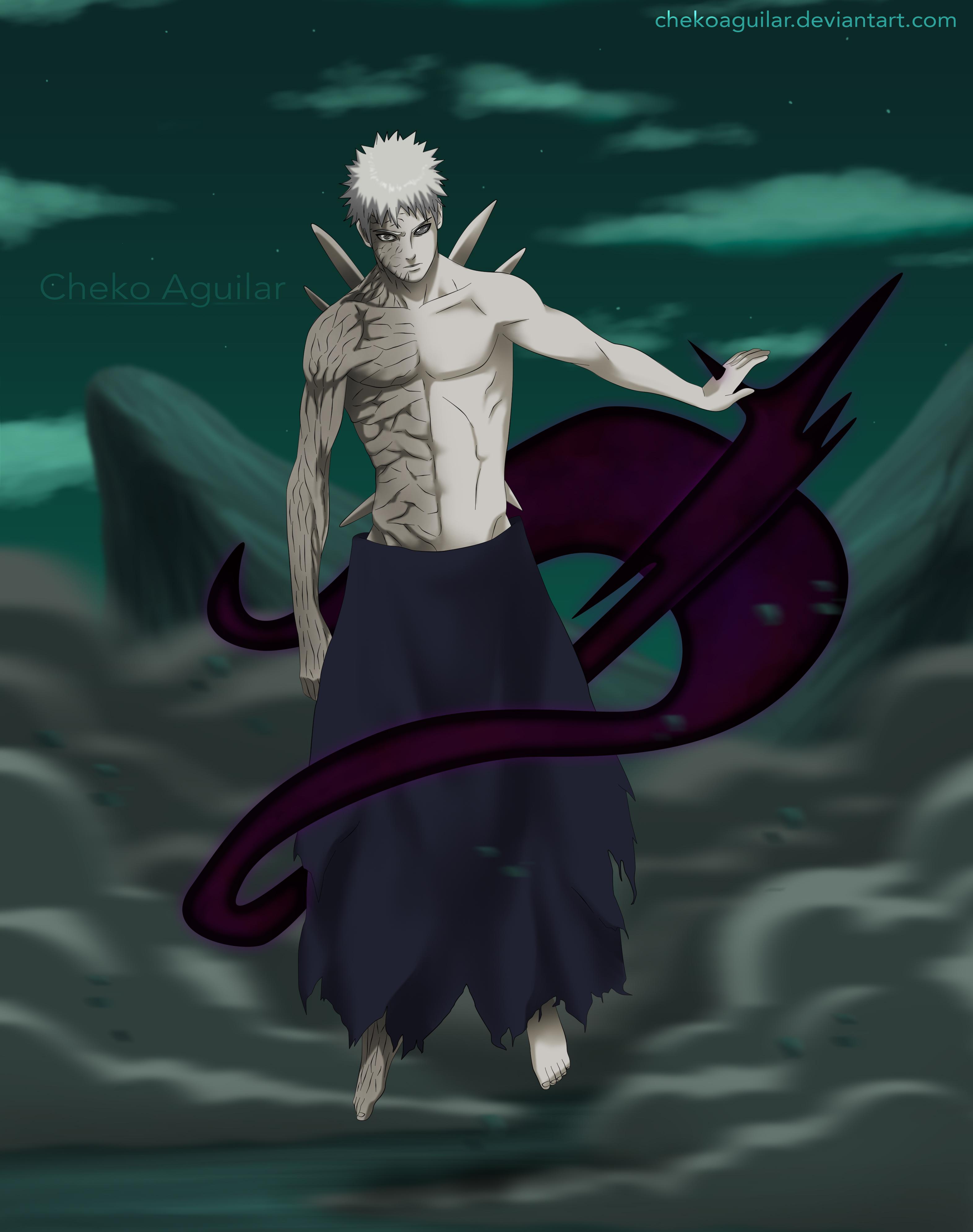 Naruto Manga 639 Obito by ChekoAguilar