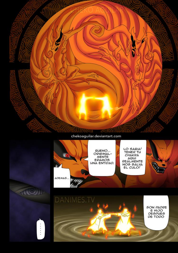 Naruto Manga 644 pag 2 by ChekoAguilar