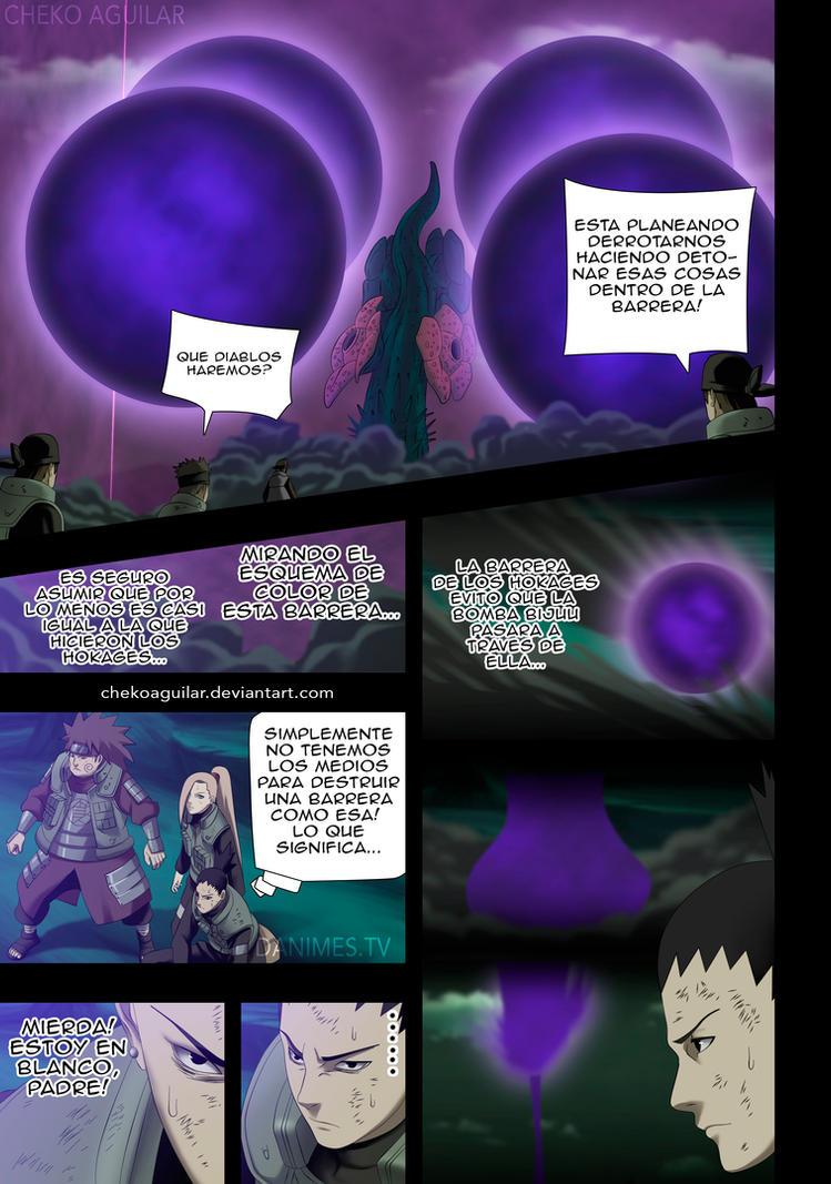 Informacion para el proximo manga de Naruto - Info - Taringa!