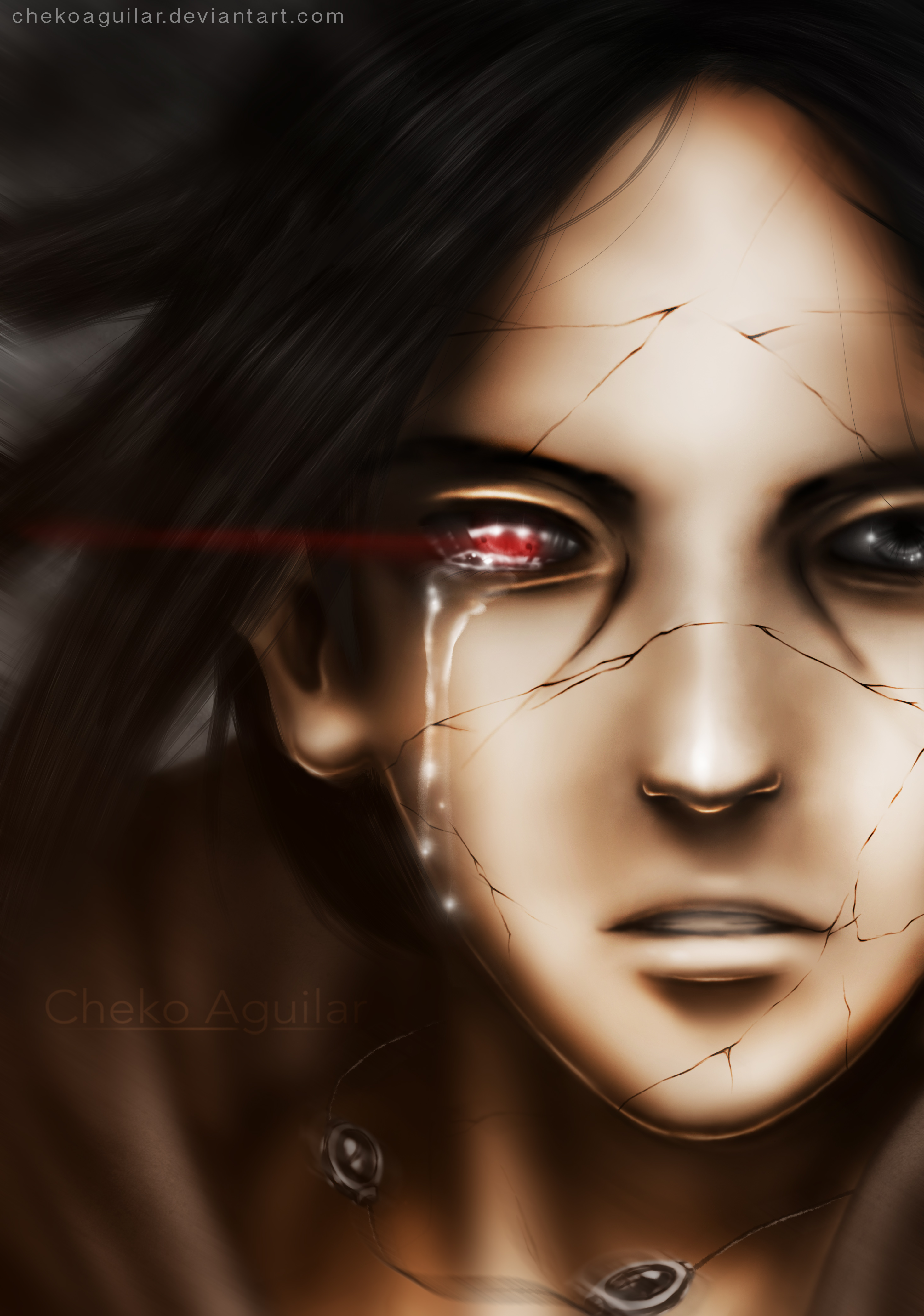 Itachi: I'll always love you Sasuke... by ChekoAguilar