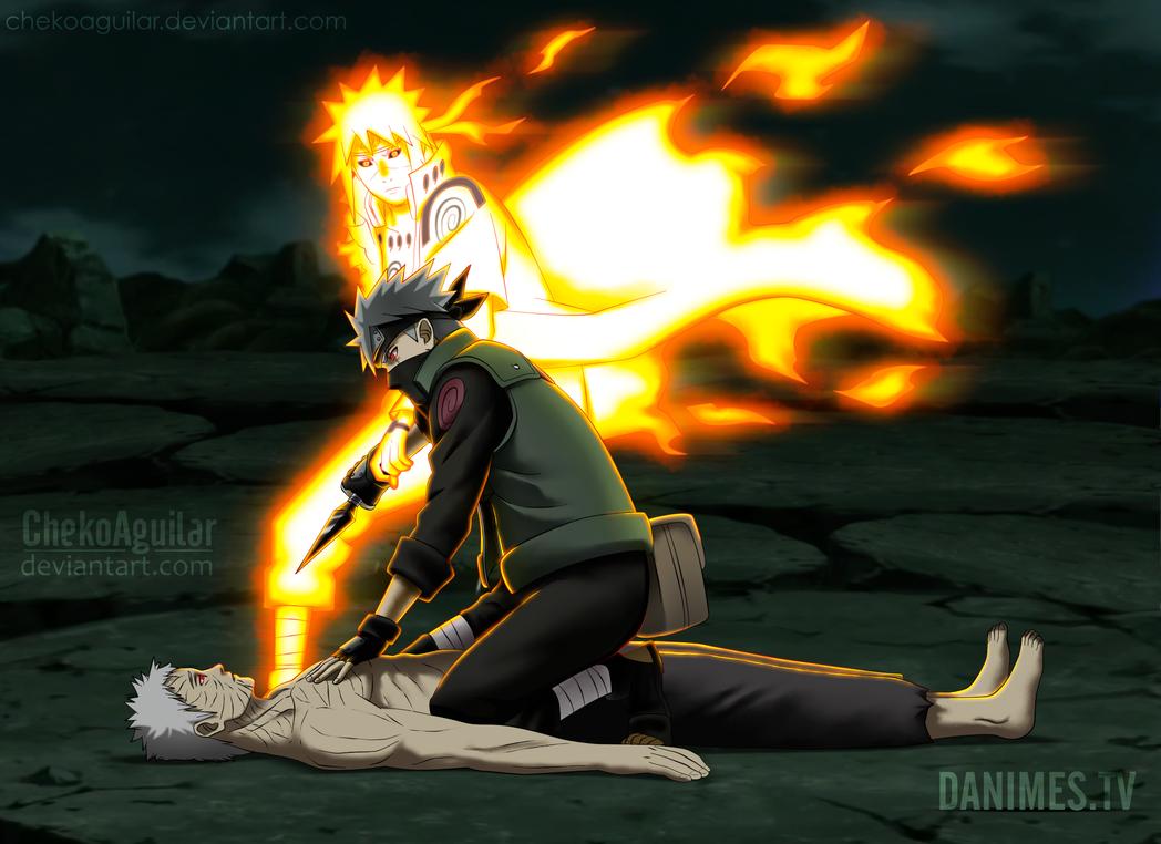 Naruto Manga 655: Stop by ChekoAguilar