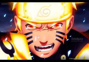 Naruto Manga 687 Yeah!