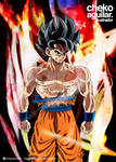 To the limit! New transformation of Goku?