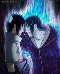 Itachi and Sasuke I will always love you