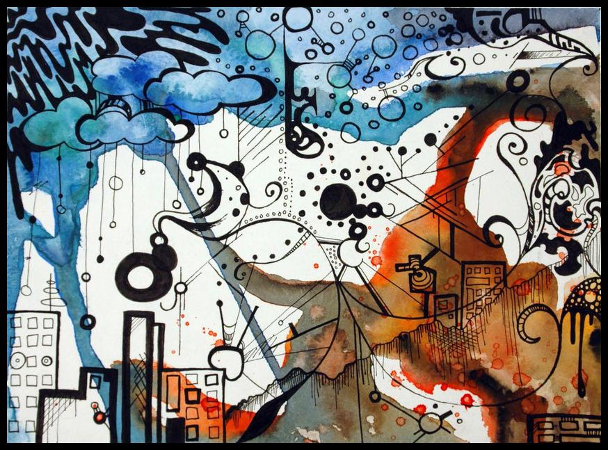 Cityscape by andrewcruz