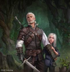 Sword of Destiny by PavelTomashevskiy