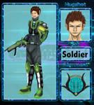 Brandon Helgert GG Soldier