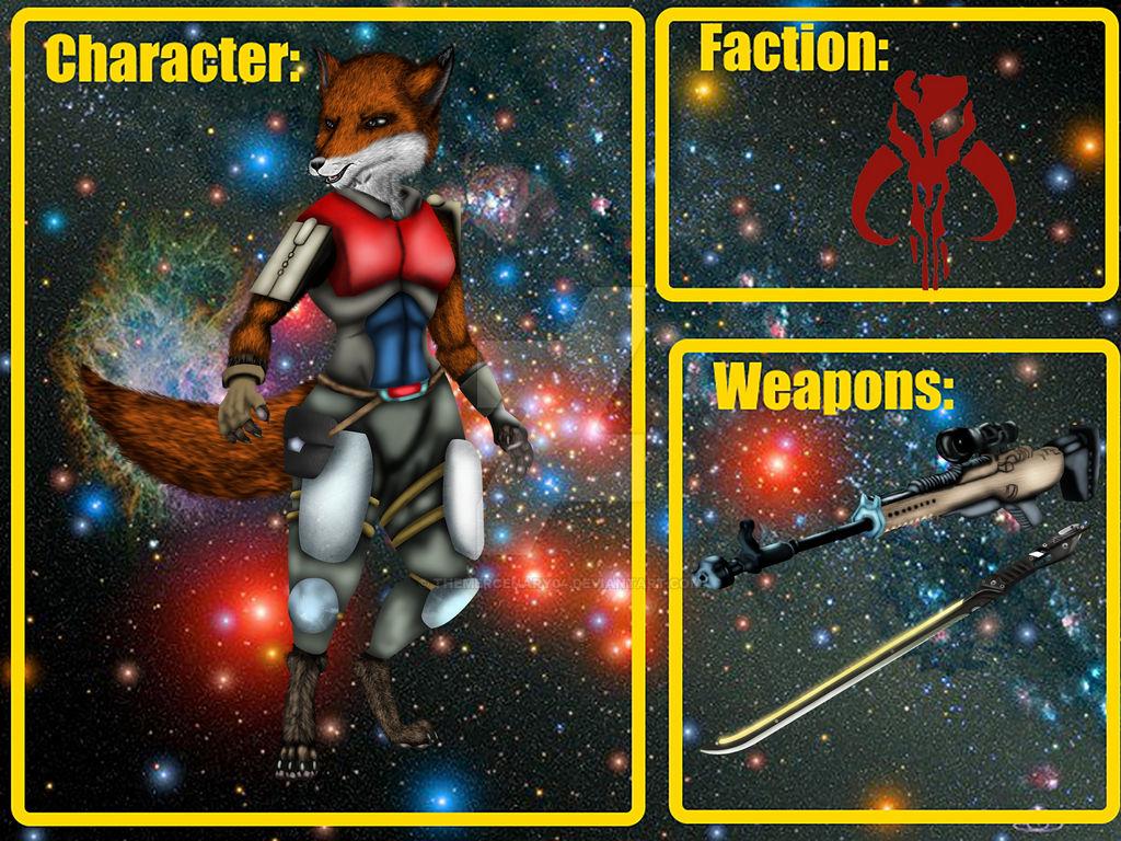 Jeena-Vil The Altered SW Universe Application