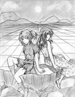 Fanart - When She Was Bad by Kikirini