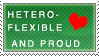 heteroflexible pride stamp by Kikirini