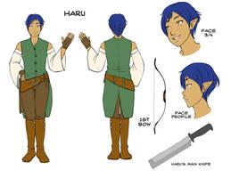 Reference: Haru