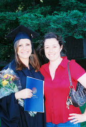 Graduation from the University