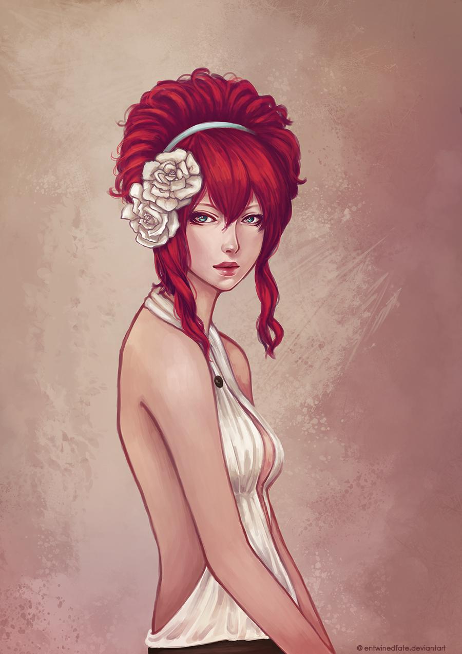 Commission ~ Reika by serafleur