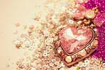 Dainty Heart II by serafleur