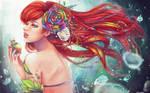 Ariel by serafleur