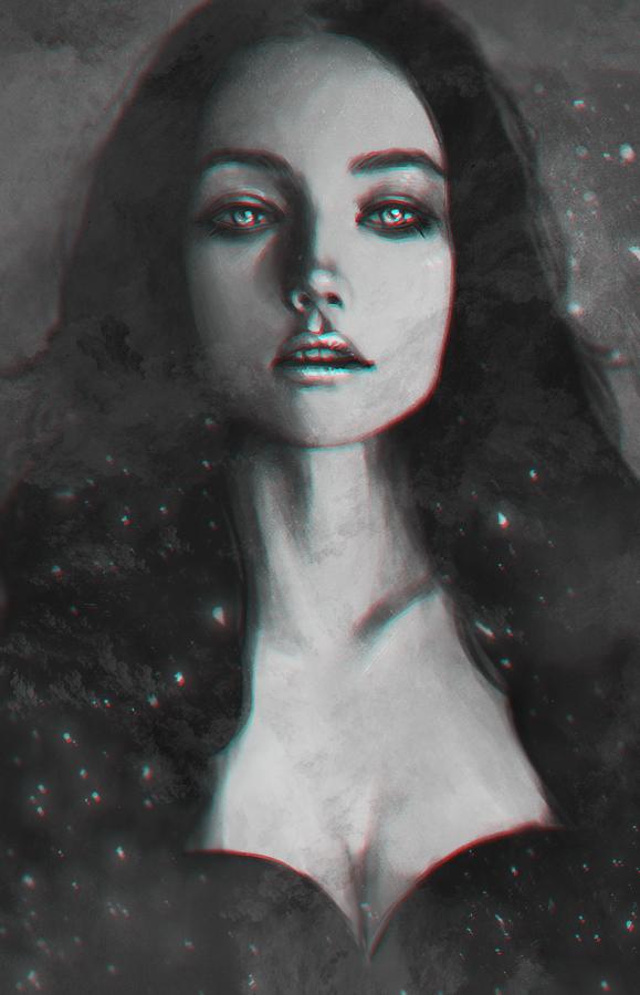 Monochrome by serafleur