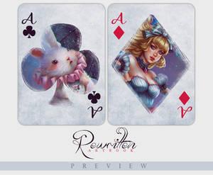 Rewritten Preview ~ Alice in Crystal Wonderland