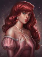 Princess Ariel [SpeedPaint Video]