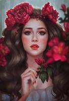 Janella by serafleur