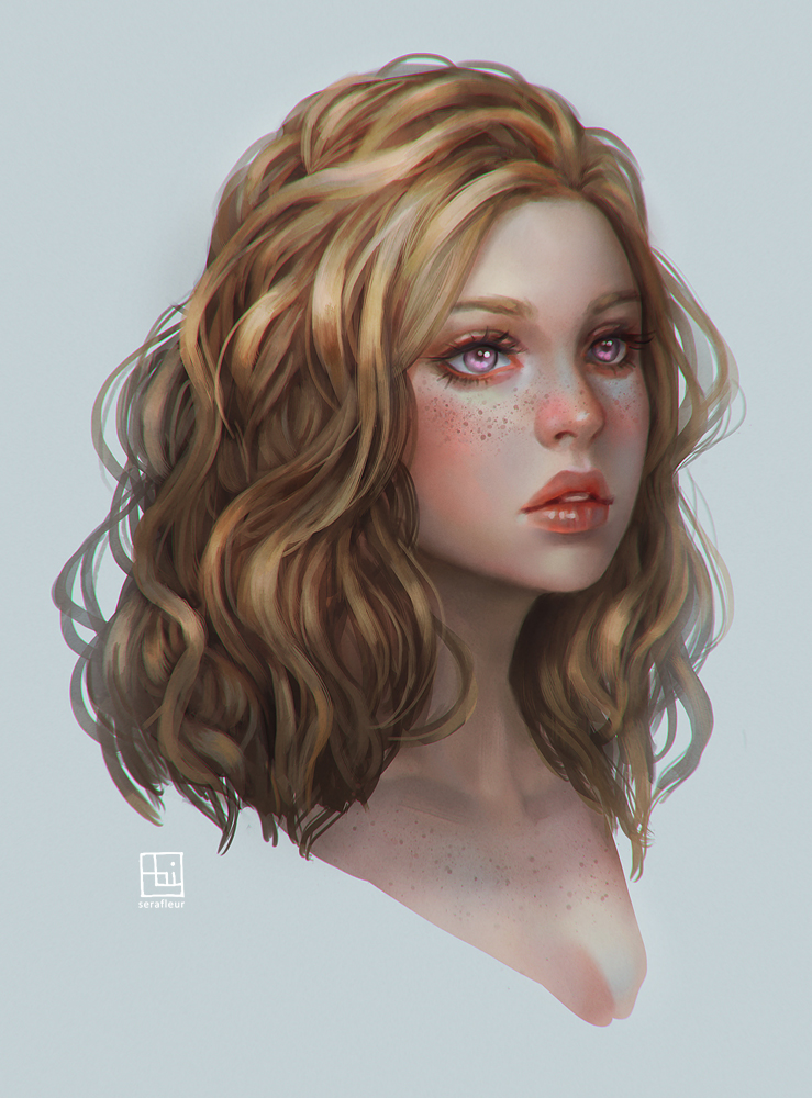 Livana By Serafleur On Deviantart