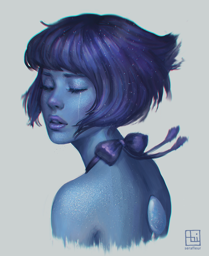 lapis lazuli by serafleur on deviantart