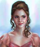 Hermione - Yule Ball
