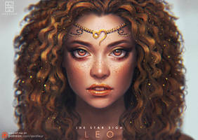 Leo - The Star Signs by serafleur
