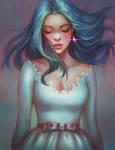 Andromeda by serafleur