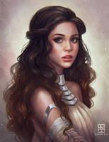 Taryn by serafleur