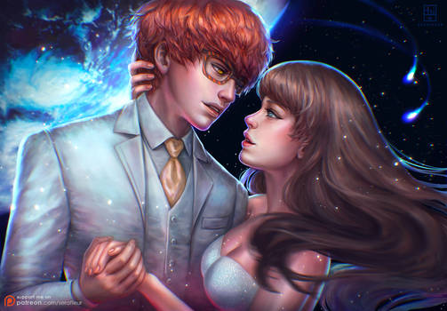 Let's marry at the space station
