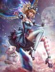 Rewritten Artbook: Alice in Crystal Wonderland