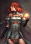 Celica - Fire Emblem Echoes